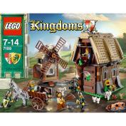 LEGO Kingdom Mill Village Raid