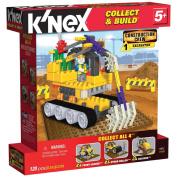 Tomy K'nex Construction Series Excavator Construction Toy