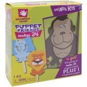 Creative Hands Puppet Friends Kit