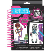 Fashion Angels Enterprises 205004 Monster High Sketch Book