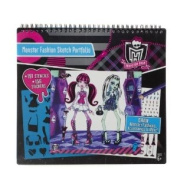 Monster High Sketch Portfolio
