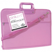 Pink Art Artist Portfolio Case-36cm x 46cm
