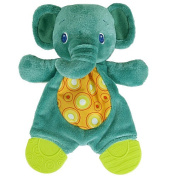 Bright Starts Snuggle & Teether - Elephant