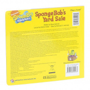 SpongeBob's Yard Sale Book and Plush Set