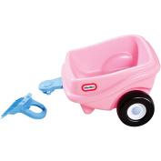 Little Tikes Princess Cosy Coupe Trailer
