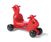 Careplay Ride-on Squirrel - Red