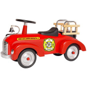 Morgan Cycle Fire Engine Scoot-ster Ride On