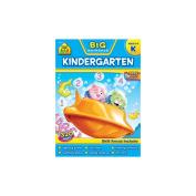 School Zone Publishing SZP06316 Big Kindergarten Workbook