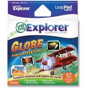 LeapFrog Leapster Explorer Educational Game Cartridge - Globe Earth Adventures