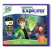 LeapFrog Leapster Explorer Educational Game Cartridge - Ben 10