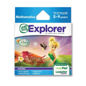 LeapFrog Explorer Learning Game - Disney Fairies - Tinker Bell and the Lost Treasure