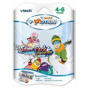 Vtech V.Smile V-Motion TV Learning Smartridge - Snow Park Challenge