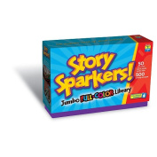 Educational Insights Story Sparkers Story Starter Cards