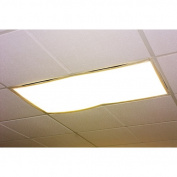 EDUCATIONAL INSIGHTS FLUORESCENT LIGHT FILTERS (WHISPER WHITE), SET OF 4