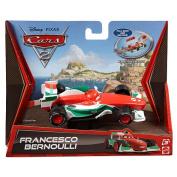 Disney Pixar Cars 2 Pullback Racer - Francesco Bernoulli