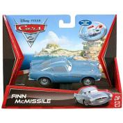 Disney Cars 2 - Pull Back Racer - Finn McMissile