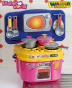 Wader Service & Household - Play Kitchen