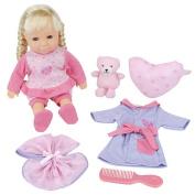 You & Me Slumber Doll Set - Caucasian