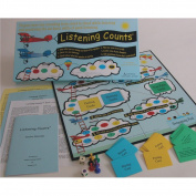 Listening Counts Educational Board Game