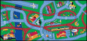 Learning Carpets Highways and Byways Play Carpet