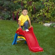 American Plastic Toys Folding Toddler Slide