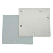 Heritage Standard Stainless-Steel Winter Plate