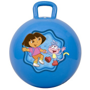 Franklin Nickelodeon Kids Dora the Explorer Hopping Hoppy Ball