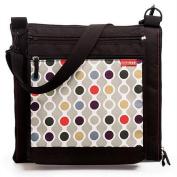 Skip Hop Central Park Outdoor Blanket & Cooler Bag - Wave Dot