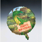 46cm Dinosaur Birthday Balloon