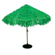 Tropical Sun 18743 9 Green Nylon Umbrella Cover