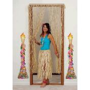 Raffia Door Curtain
