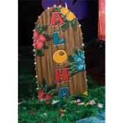 Aloha Sign Standee