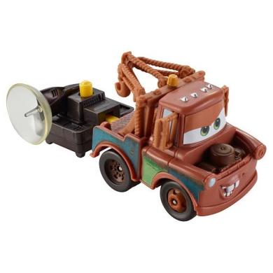 Disney Pixar Cars 2 Action Agents Mater Vehicle