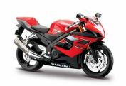 1:12 Scale Motorcycle - Suzuki GSX-R1000 [Special Edition]
