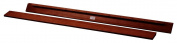 Davinci Jacob Hidden Hardware Conversion Rails, Cherry