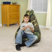 Dorm Style Beanbag Camouflage