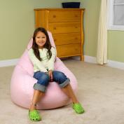 Dorm Style Beanbag Pink