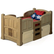 Step2 Lifestyle Twin Bed