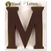 Trend Lab Brown 15cm Tall Letter