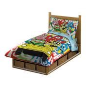 Yo Gabba Gabba 4-Piece Toddler Bedding Set