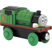 Thomas & Friends Wooden Talking Railway Engine - Percy