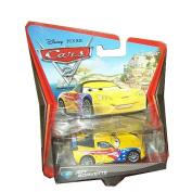 Disney Pixar Cars 2 Die-Cast Vehicle - Jeff Gorvette