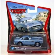 Disney Pixar Cars 2 Die Cast Finn McMissile #2
