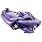 Disney Pixar Cars 2 Oversized Die-Cast Vehicle - Holley Shiftwell with Wings