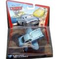Disney Pixar Cars 2 Oversize Deluxe Diecast - Submarine Finn McMissile