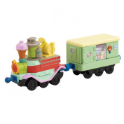 Learning Curve Diecast Chuggington Frostini's Ice Cream Cars