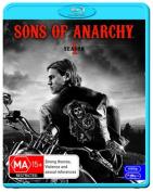 Sons Of Anarchy: Season 1 [Region B] [Blu-ray]