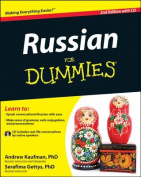 Russian for Dummies, 2nd Edition with CD