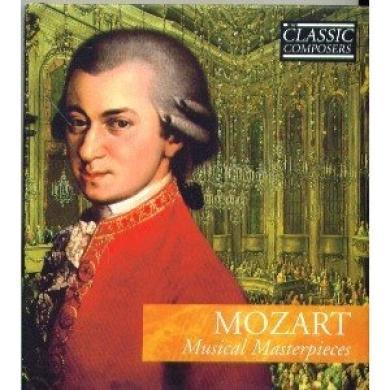Mozart_Musical Masterpieces