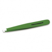 Slant Tweezer - Green Apple, -